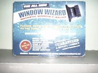 MAGNETIC WINDOW WIZARD