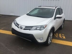 2013 Toyota Rav4 AWD Limited Technology Pkg.