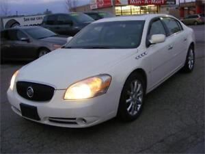 2006 Buick Lucerne EX  Beautiful Pearl White Colour