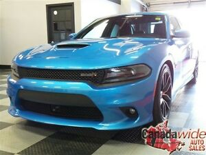 2015 Dodge Charger SRT 8, SCAT PACK EDITION, 1ONWER, LOCAL CAR,
