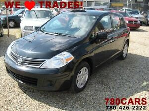 2011 Nissan Versa S - ONE OWNER - YES WE FINANCE + BUY VEHICLES