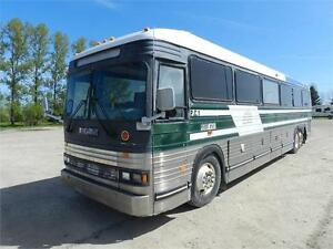 1986 Provost 47 Passenger Bus Diesel