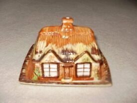 Ceramic Vintage Cottage Price Kensington Orange Retro TEAPOTS £5