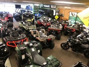 2019 / 18 CAN-AM  98 ATV & SSV WITH PRICE& PAYMENT  LISTED BELOW