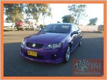 2007 Holden Commodore VE SS Purple 6 Speed Automatic Sedan Warwick Farm Liverpool Area Preview