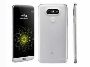 BRAND NEW SEALED UNLOCKED LG G5 Silver *ALL CARRIERS*