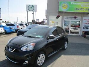 2015 Nissan Micra S   ***28$/semaines woh!!!!!
