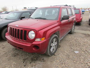 2010 Jeep Patriot SUV, Crossover (Stock # A18)