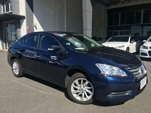 2013 Nissan Pulsar B17 ST Blue Continuous Variable Sedan Beckenham Gosnells Area Preview
