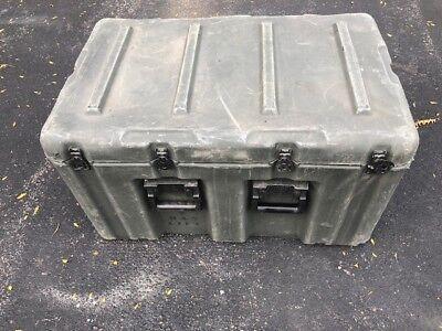 """24x22x7/"""" Lot of 3 Hardigg Laptop Hard Case"""