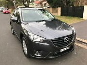 2015 Mazda CX-5 KE1022 Maxx SKYACTIV-Drive AWD Sport Grey 6 Speed Sports Automatic Wagon Greenacre Bankstown Area Preview