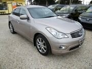 2010 Infiniti EX Crossover NJ50 GT Premium Gold Sports Automatic Wagon Moorabbin Kingston Area Preview