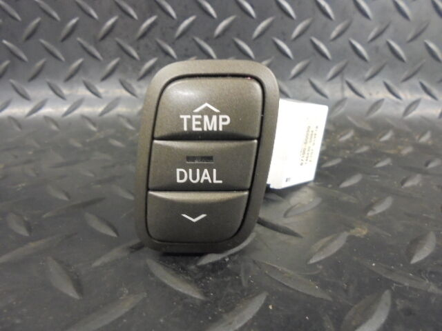 2002 LEXUS LS430 DUAL TEMPERATURE CONTROL SWITCH 87190-50030