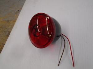 Lumière  arrière de remorque 4.5'' ronde