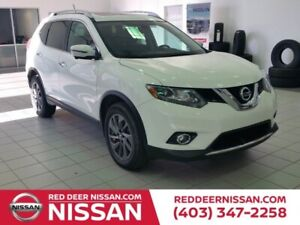 2016 Nissan Rogue SL | AWD | CVT | HEATED LEATHER SEATS | POWER