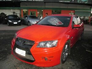 2010 Holden Commodore  Red  Wagon Werribee Wyndham Area Preview