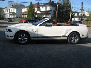 Ford Mustang 2010 Convertible