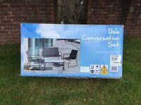 Garden or Conservatory 4 piece chair and table set ** NEW**