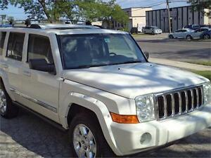 2007 Jeep Commander Limited TOP OF THE LINE NAVI ACCIDENT FREE