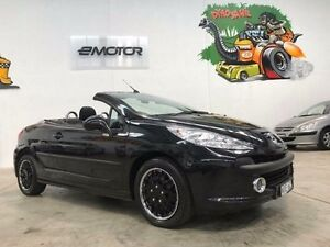 2008 Peugeot 207 A7 CC Sports Automatic Cabriolet Williamstown North Hobsons Bay Area Preview