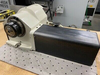 Fadal Vh5c Rotary 4th Axis - Used Working