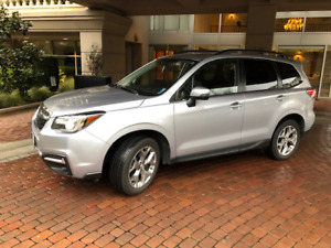 2017 Forester Subaru Limited W/Tech Package