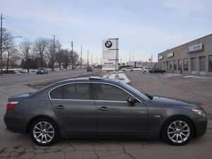 LIKE NEW !!! POWERFUL ! 2007 BMW 550i