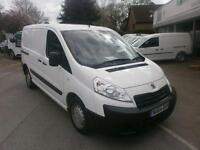 Peugeot Expert L1H1 1000 1.6 Hdi 90ps Van DIESEL MANUAL WHITE (2014)
