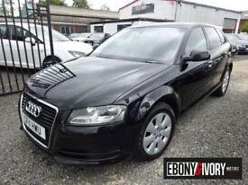 Audi A3 2.0 TDI 5dr [Start Stop] + FULL SERVICE HISTORY (black) 2011