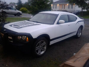 2009 Dodge Charger Police Berline