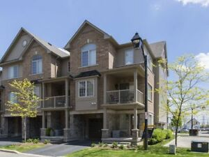 New Burlington Branthaven End-Unit Townhome Available for Rent
