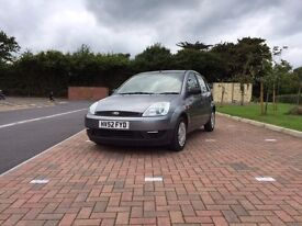 FOR SALE Ford Fiesta 1.3 52 plate