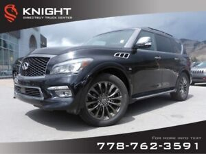 2017 Infiniti QX80 **LUXURY SUV WITH SERIOUS OFF-ROAD CAPABILITY