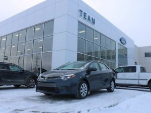 2015 Toyota Corolla LE, ACCIDENT FREE, BLUETOOTH, CRUISE, AIR CO