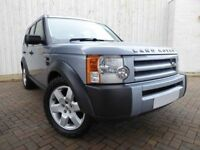 Land Rover Discovery 3 2.7 TD V6 GS, Absolutely Superb Condition Throughout, 7 Seats Service History