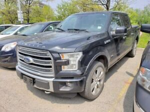 2016 Ford F-150 Limited *SOLD* 4x4 SuperCrew - Nav - Panoramic r