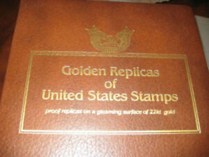 SELECTED OF GOLDEN STAMPS ON SALE