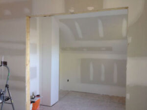 DRYWALL TAPER FOR HIRE (519)981-8301 Windsor Region Ontario image 2