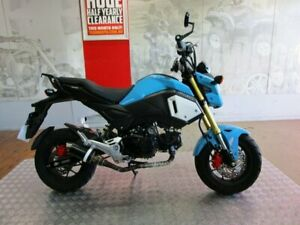 2018 Honda MSX125 Grom Moorooka Brisbane South West Preview