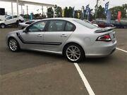 2013 Ford Falcon FG MK2 XR6 Silver 6 Speed Auto Seq Sportshift Sedan Blacktown Blacktown Area Preview