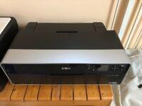 Large Format Printer - Epson Stylus Photo R3000