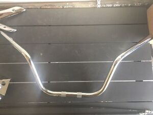 2011 Road Glide Stock Handlebars