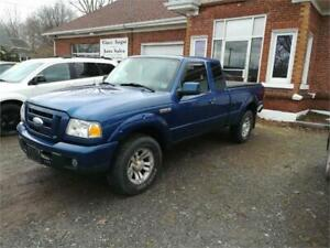 """2007 Ford Ranger 4WD SuperCab 126"""""""