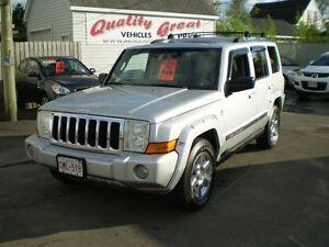 2007 Jeep Commander HEMI
