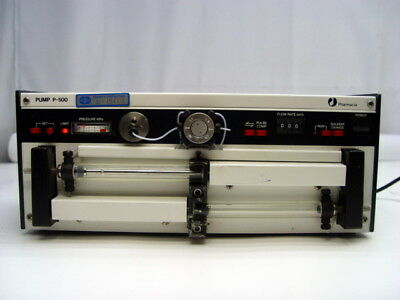 Pharmacia P-500 Liquid Chromatography Pump