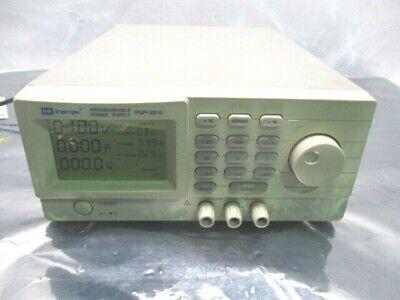 Good Will Instrument Co. GW inSTEK PSP-2010 Programmable Power Supply, 453360