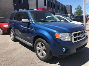 Ford Escape XLT 2008 camera/ mags