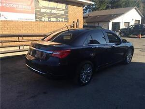2012 Chrysler 200 Limited***NAVI***LEATHER**FULLY LOADED** London Ontario image 2