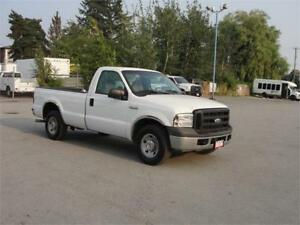2006 FORD F-250 SUPER DUTY XL REGULAR CAB LONG BOX