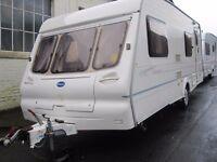 Bailey Ranger Six Berth Touring Caravan